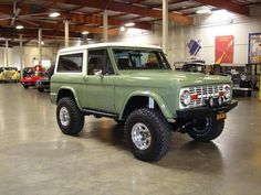 Clean Classic Bronco