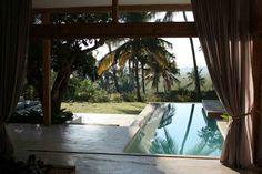 Infinity pool (Vanilla View Villas in Mozambique)