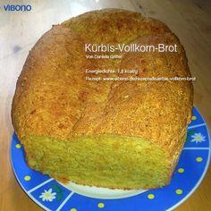 Kürbis-Vollkornbrot auch im  www.hotel-stern-werben.de