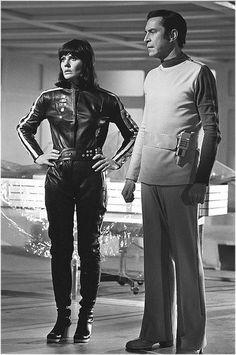 Space: 1999, my 1st favourite sci-fi programme
