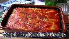 Vegetarian Meatloaf Recipe