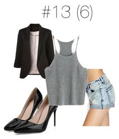 """Untitled #290"" by trendsette on Polyvore featuring Forever 21"