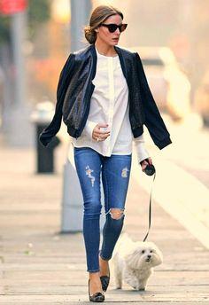 オリビア・パレルモ|海外セレブ最新画像・私服ファッション・着用ブランドチェック DailyCelebrityDiary*