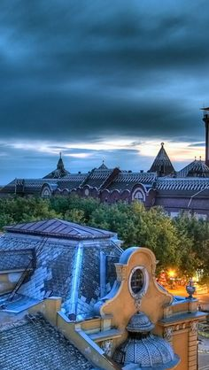 Rooftops in Subotica, Vojvodina, Србија Beautiful World, The Beautiful Country, Beautiful Places, Serbia And Montenegro, Bosnia, Eastern Europe, Countries Of The World, Wonders Of The World, Places To See