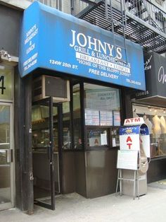 Johny's - Greasy Spoon W 25th btw 6th & 7th