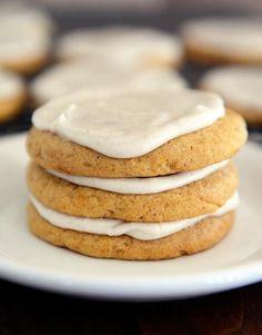 Pumpkin Sugar Cookies   Mel's Kitchen Cafe