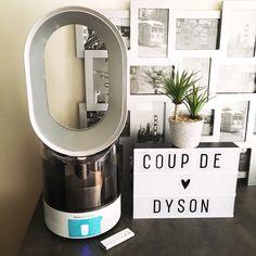 Dyson Humidifier AM10 / Déco salon style Loft - Dans Mon Sac de Fille
