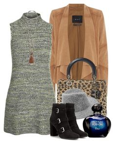 Manon by katrinaqueen1997 on Polyvore featuring polyvore, fashion, style, Topshop, Oui, Yves Saint Laurent, Christian Dior, Chan Luu and clothing