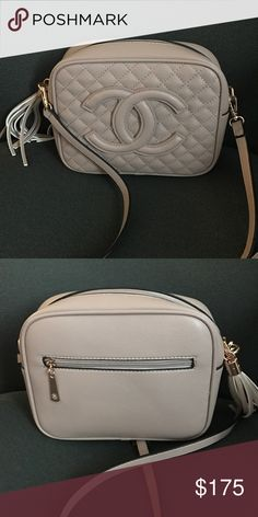 Chanel Crossbody Bag Excellent Condition | Used Once | With dustbag Bags Crossbody Bags