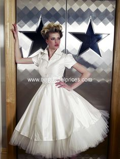I want this to be my wedding dress.