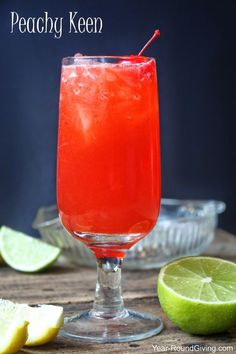 This is one girly cocktail! Let's be honest any drink with grenadine in it is pretty girly. It is super sweet, refreshing, and packs a ...