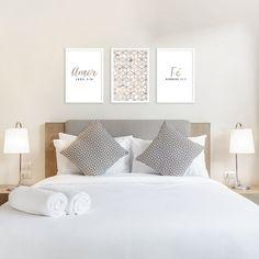 Wal Art, Love Wall Art, Living Room Decor, Sweet Home, Wall Decor, House Design, Interior Design, Bedroom, Furniture