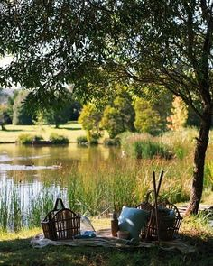 The perfect spot for an afternoon picnic......