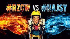 ŻEREM TE HAJSY! - RZCW vs HAJSY! - AGAR.IO