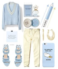 """""""i'm what the kids call terrible"""" by queenrachietemplateaddict ❤ liked on Polyvore featuring Hollister Co., Gloria Vanderbilt and Marc Jacobs"""
