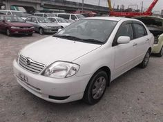 toyota-corolla-front-1269 Toyota Corolla G SAF 1269 $3600  SAF-1269 - 2003 - White - 89000 - 1500cc - Petrol - 2WD - NZE121 - AT  Specific Information Feature Yes Air Condition Yes Power Steering Yes ABS Yes SRS Airbags Yes Power Windows Yes Keyless... http://www.saffranautos.com/cars/toyota-corolla-g-saf-1269/