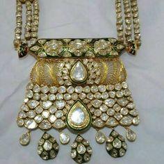 Rosamaria G Frangini | High Ethnic Jewellery | Sagar Jewellers