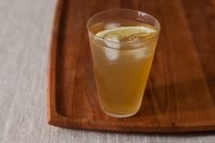 ginger lemon punch
