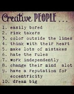 I am all of these and then some ;)