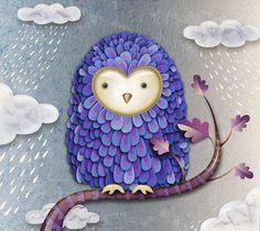 ilustración de Yulia Vysotskaya