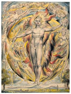 L'Allegro by William Blake, one of my favorite artists. We share the same birthday, and possibly a spirit connection :)