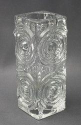 Glass Art Design, Shades Of Blue, Finland, Vintage Designs, Glass Vase, Pottery, Vases, Nostalgia, Inspiration