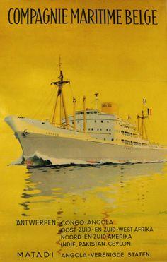 Cie Belge Maritime du Congo