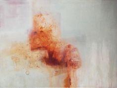 Ascensión  Acrílico sobre lienzo  67 x 90 cm