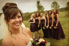Must have with the bridesmaids