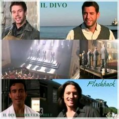 Il Divo  THE VERY BEGINNING MORE THAN 10 YEARS AGO.