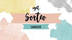 GANADOR DEL SORTEO - UGDT