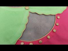 Back Design Of Blouse, Latest Blouse Neck Designs, Stylish Blouse Design, Back Neck Designs, Fancy Blouse Designs, Salwar Suit Neck Designs, Saree Blouse Neck Designs, Kurta Neck Design, Dress Neck Designs