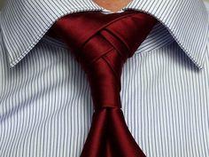 7 Different Ways to Tie a Necktie Nudo Windsor, Windsor Knot, Half Windsor, Cool Tie Knots, Four In Hand Knot, Tie A Necktie, Necktie Knots, Beard Suit, How To Wear Vans