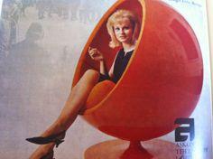 Vintage Swedish Design Magazine FORM 9 1966 Mod Furniture.