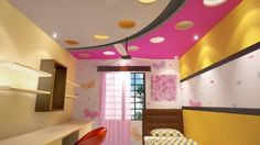 Give your children's room a makeover they're sure to love. Browse through our range of ceiling options, each designed to brighten every day for the tiny tots at home!