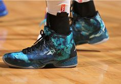 Maya Moore brought out with these #WNBAKicks for the 2015 Western Conference Finals for the Minnesota Lynx. Click through to find out what she's wearing now in the #WNBAFinals