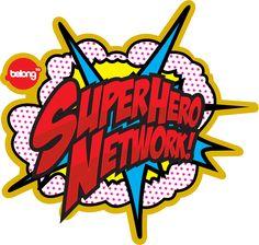 Resultado de imagen para logo superheroes
