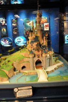 Le Chateau du Belle au Bois Dormant, Disneyland Paris
