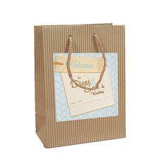 Custom Destination Wedding Welcome Bag by 4WeddingWelcomeBags, $50 for 20 custom bags