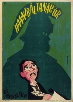 Nyúl Béla, a magyar filmművészet egyik legikonikusabb alakja 1956-ban jelent meg a filmvásznon.