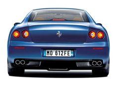 Ferrari 612 Scaglietti 2004 poster, #poster, #mousepad, #Ferrari #printcarposter