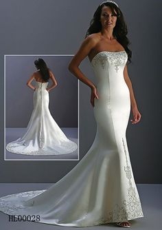 form fitting lacey wedding dresses | Cinderella Wedding Gowns or Quince dress.