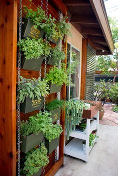 Ammo Can Vertical Herb Garden. Ryan Benoit Design, 2013.
