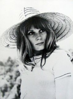Françoise Dorléac ~ she was such a beauty and a great French actress