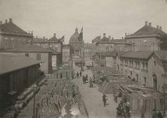 Larsens Plads 1850-1900