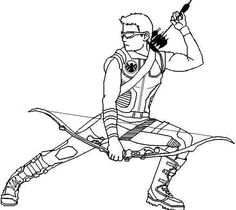 hawkeye coloring pages free online printable coloring pages, sheets for kids. Get the latest free hawkeye coloring pages images, favorite coloring pages to print online by ONLY COLORING PAGES. Avengers Coloring Pages, Superhero Coloring Pages, Spiderman Coloring, Marvel Coloring, Coloring Pages For Kids, Coloring Books, Coloring Stuff, Green Goblin Spiderman, Umbrella Coloring Page