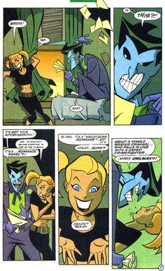 Gutted Joker- Harley Quinn Romance Page 1