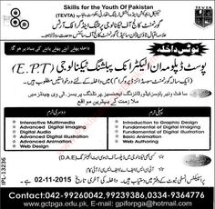 Jobs in Pakistan: Government College of Science Lahore Admissions 20...