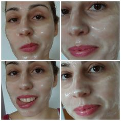 Máscara caseira de gelatina para retirar cravinhos do rosto You are in the right place about diy body care videos Here we offer you the most beautiful pictures about the diy body care skincare you are Beauty Care, Diy Beauty, Beauty Makeup, Beauty Hacks, Face Skin, Face And Body, Make Up Tricks, Beauty Treats, Body Makeup