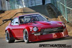 Wood Village Datsun 240z S30 L28 time attack track car - Car Spotlight>> Wood Village S30 - Speedhunters